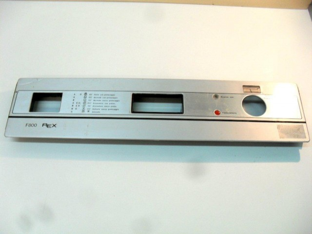 frontale   lavastoviglie zrex f800