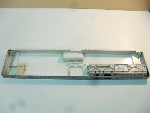 Frontale lavastoviglie Whirpool WP78/1 completa di scheda comandi cod  30410333