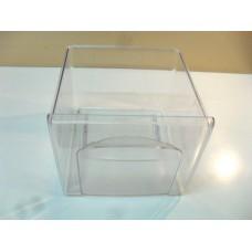Cassetto frigorifero Candy CPDA290S misure 25 x 28,5 x 19,2