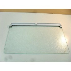 ripiano vetro ruvido   52,7 x 32,8  frigorifero ariston erfv 402 x