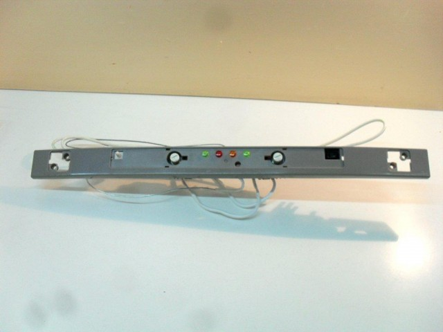 frontale   termostati   selettori   frigorifero sangiorgio duo40ax