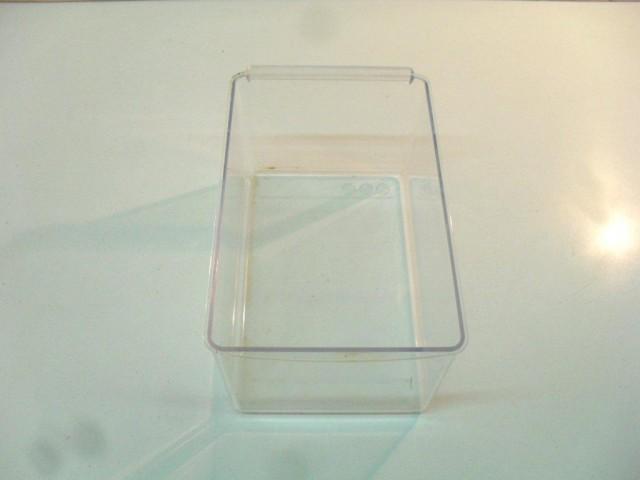 Cassetto frigorifero Gorenje RK67365A misure 15,4 x 25,2 x 11,2