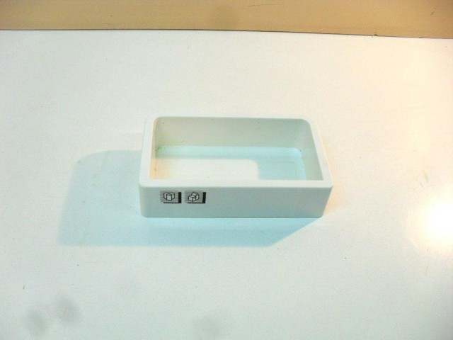 Cassetto frigorifero Whirlpool ARB 580/G/WP misure 19,5 x 10,9 x 4,9