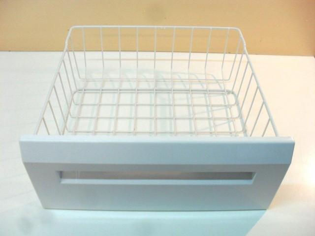 Cassetto frigorifero Wega White 980402550 misure 39,9 x 39,8 x 16,5