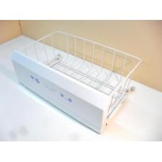 Cassetto frigorifero Whirlpool ARG 910/G/WP misure 43,2 x 26,8 x 15,3