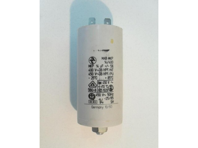 Condensatore lavatrice Ignis AWF245 IG/BL cod
