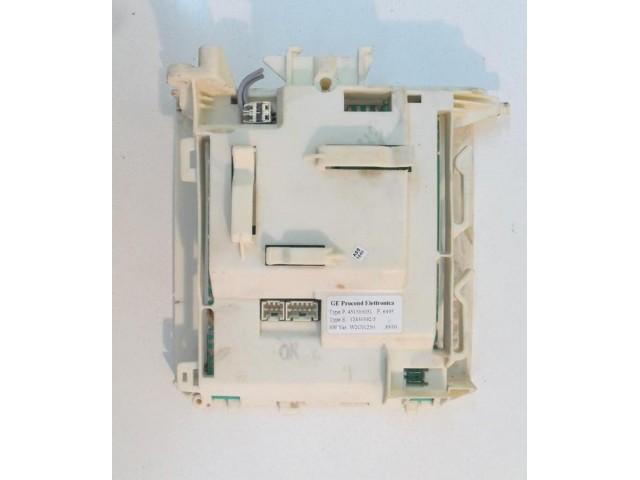 Scheda main lavatrice Aeg 41060 cod 124303925