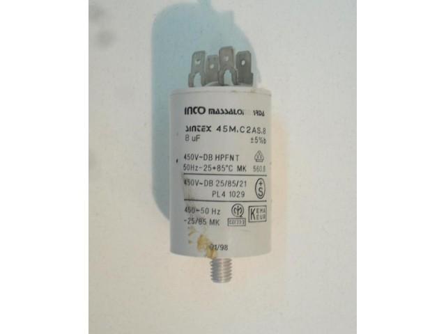 Condensatore lavastoviglie Ardo LS9212-1 cod 45m.c2as.8