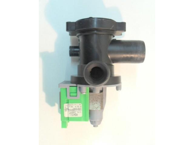 Pompa lavatrice Indesit WGD 835 TX cod 215004453.02 / 290897 / 290677