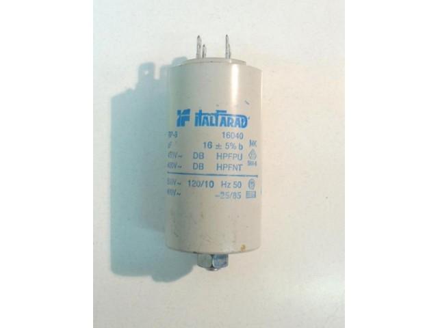 Condensatore lavatrice Ardo 516 cod