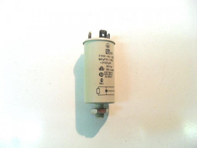 Condensatore lavatrice Electrolux PNL50005 cod F1740.447.3823