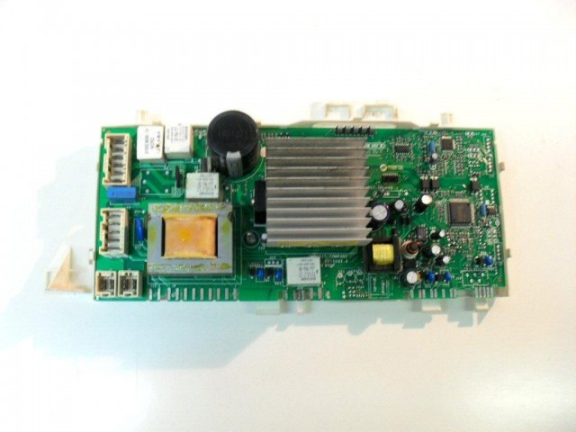 Scheda main lavatrice Ariston AML129EU cod 215009009.01