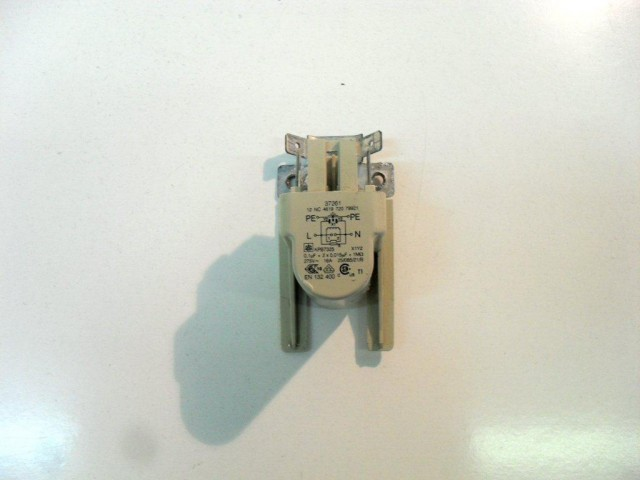 Condensatore lavatrice Whirpool ADP4500WH cod 37261 / 461972079921