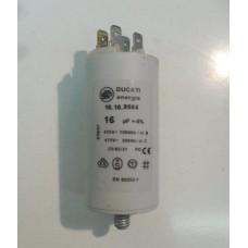 Condensatore lavatrice Castor CC530 cod 16.10.9964