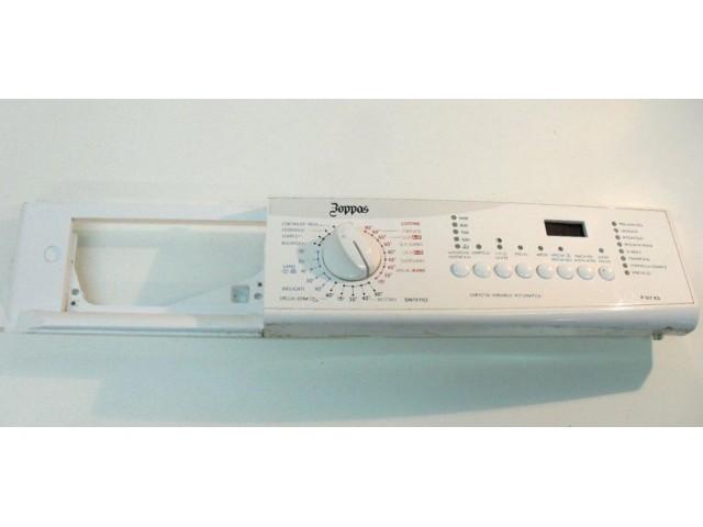 frontale   lavatrice zoppas p107xd