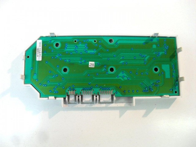 Scheda comandi lavatrice Zoppas P107XD cod 451516062