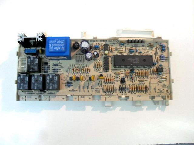 Scheda main lavatrice Indesit WIV80 cod 14801991806