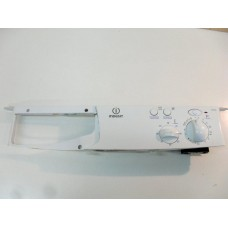 31660001.07 / 160013786.00   frontale   selettori   lavatrice indesit wiv 80