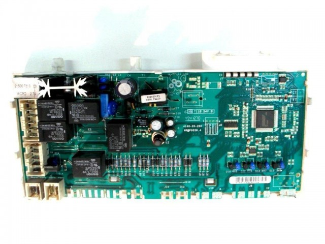 Scheda main lavatrice Indesit WIDL126EX cod 215007821.04