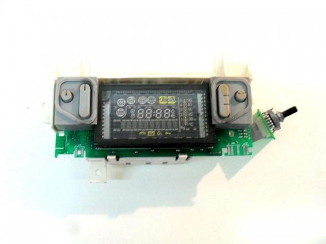 Scheda display lavatrice Ariston AD1200IT cod 21500655100