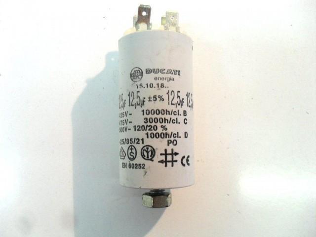 Condensatore lavatrice Siltal SLD48X cod en60252