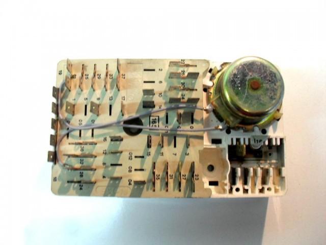 Timer lavatrice Ariston AI 637 TX cod eas 9334.81