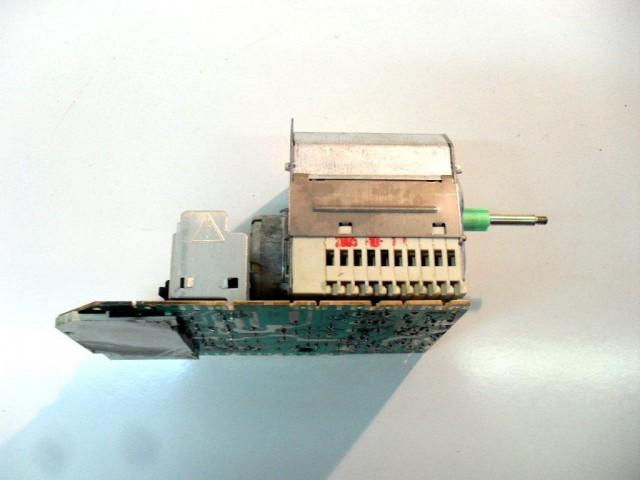 Timer lavatrice Electrolux RT80 cod 132209510