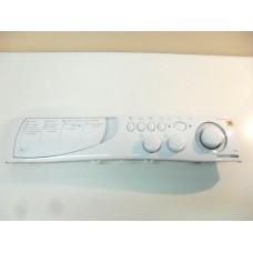 1665/1/0.02   frontale   selettori   lavatrice ariston al 68 x it