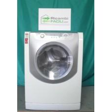 lavatrice ariston aqxxl 109 usato con garanzia   giri: 1000   carico: 7,5 kg   classe: A+