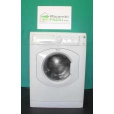 lavatrice ariston argl 105 usato con garanzia   giri: 1000   carico: 8 kg   classe: -A