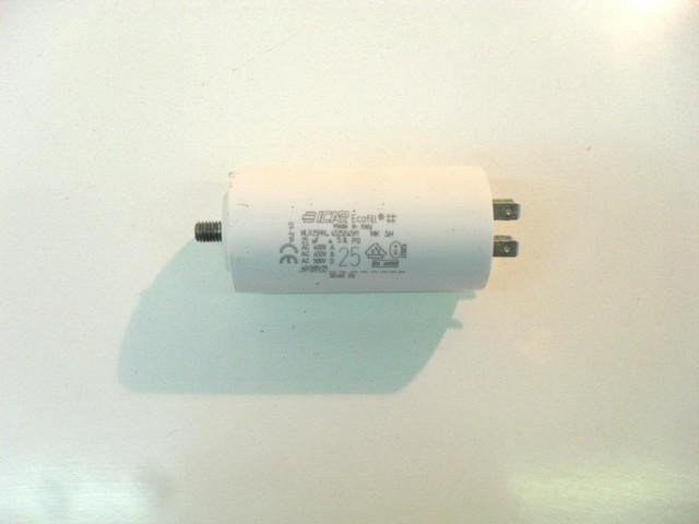 Condensatore lavatrice Rex RL83 cod 452504591