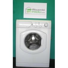 lavatrice ariston avsl 105 usato con garanzia   giri: 1000   carico: 4,5 kg   classe: A