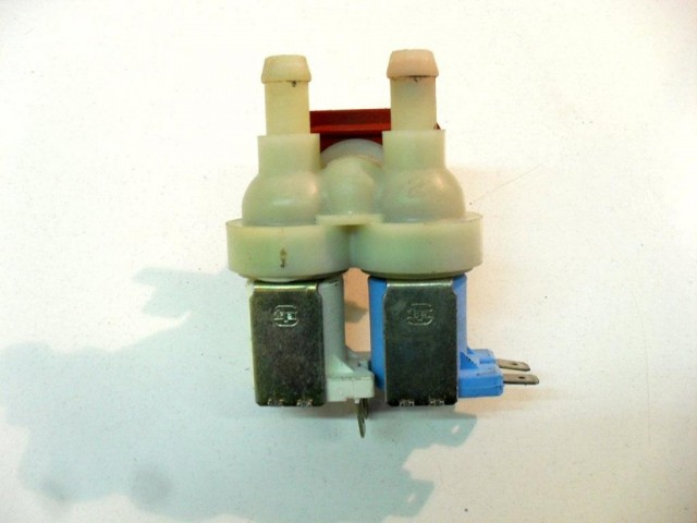 Elettrovalvola lavatrice Wega White WD850X cod 110981403