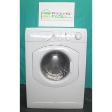 lavatrice ariston avl9e usato con garanzia   giri: 800   carico: 5 kg   classe: A