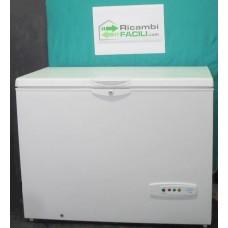 congelatore whirlpool afg 523/oko/g   misure 111 x 86,5 x 65 cm