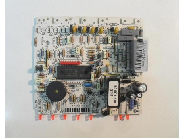 Scheda lavastoviglie Smeg ST 12 cod 22000351312