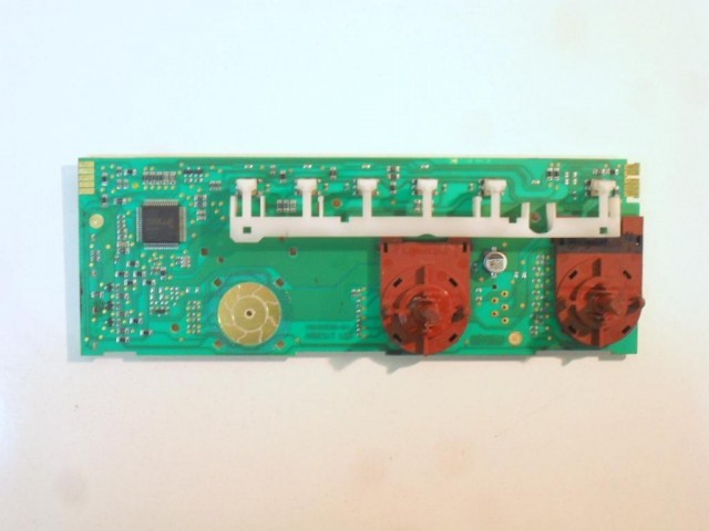 Scheda comandi lavatrice Indesit WIL66 cod 210126057.00