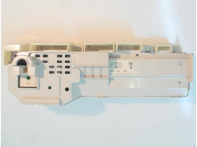 Scheda main lavatrice Rex R100A cod 132148217