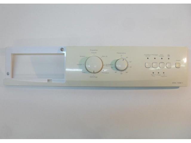 2817940100 / 287940181   frontale   lavatrice beko wml 15080 y
