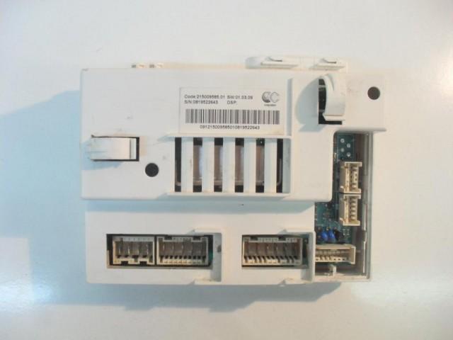 Scheda main lavatrice Indesit cod 215009585.01