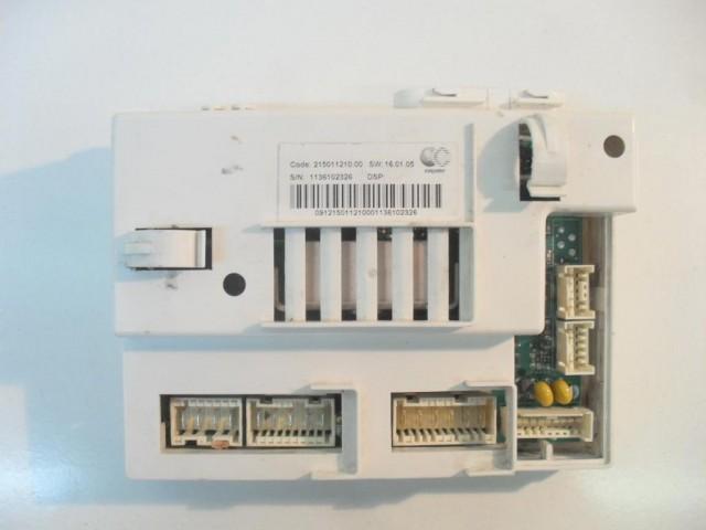 Scheda main lavatrice Indesit cod 215011210.00