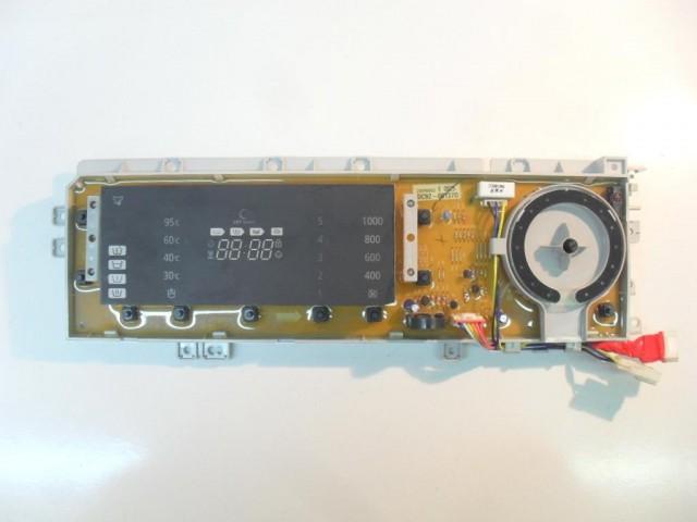 Scheda display lavatrice Samsung WF8120SXW cod dc92-00137d