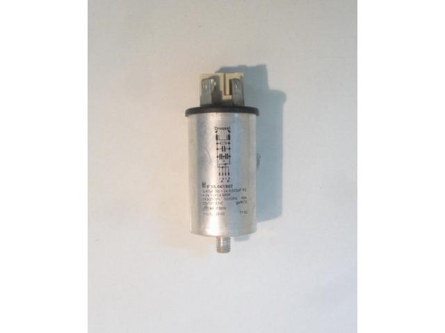 Condensatore lavatrice Aeg LAVAMAT W831-W cod f55.047/607