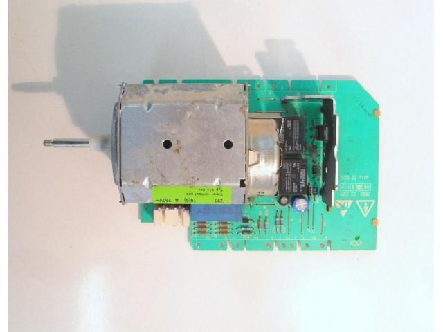 Timer lavatrice Zoppas 26P22393 cod 124308010