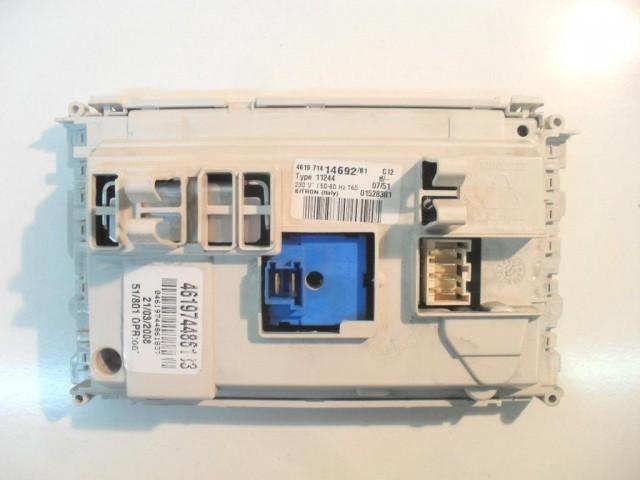 Scheda main lavatrice Whirlpool AWO/D7106 cod 461974486183