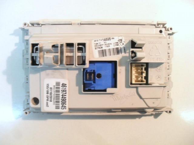 Scheda main lavatrice Whirlpool AWO/D6188 cod 461974490645