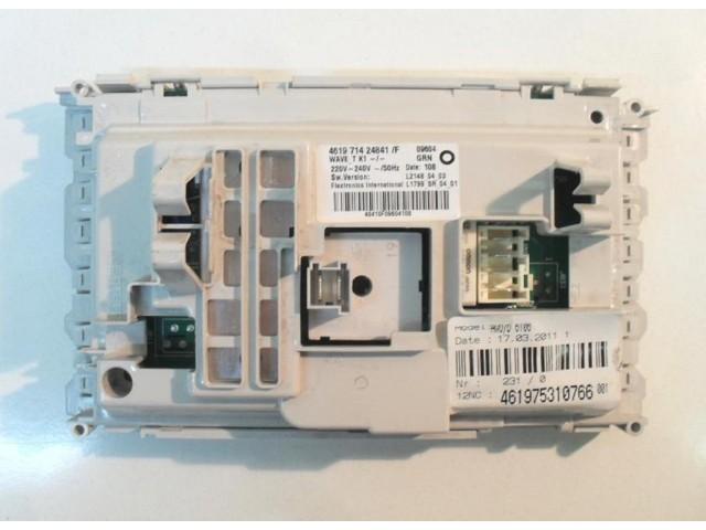 Scheda main lavatrice Whirlpool AWO/D6106 cod 461975310766