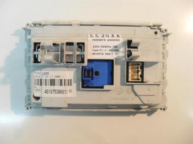 Scheda main lavatrice Ignis LOE8056 cod 461975306811