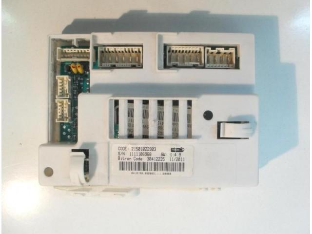 Scheda main lavatrice Indesit cod 21501022903