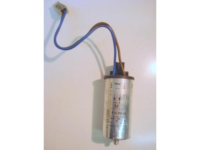 Condensatore lavatrice Bosch WFM3040IE/01 cod f12.250/44